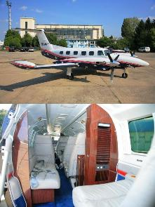 Air Charter Turboprops in Romania